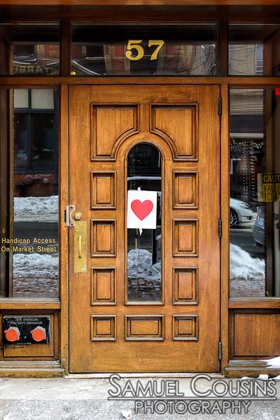 Valentine's Day Bandit 2015