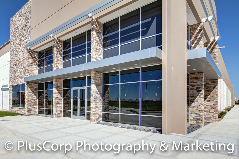 Industrial Real Estate Photography by PlusCorp