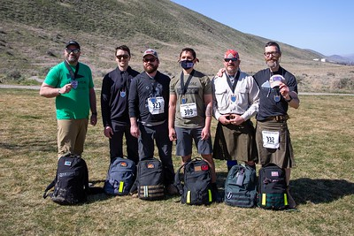 15k Finish Line (Saturday)