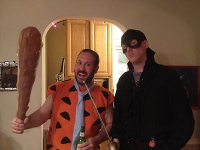 Halloween Party in Salem