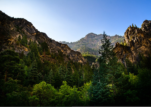 Alpine loop fall