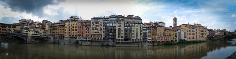 South bank of Arno