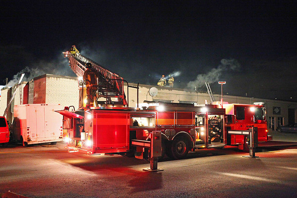 November 18, 2010 - 2nd Alarm - 151 Norfinch Dr.