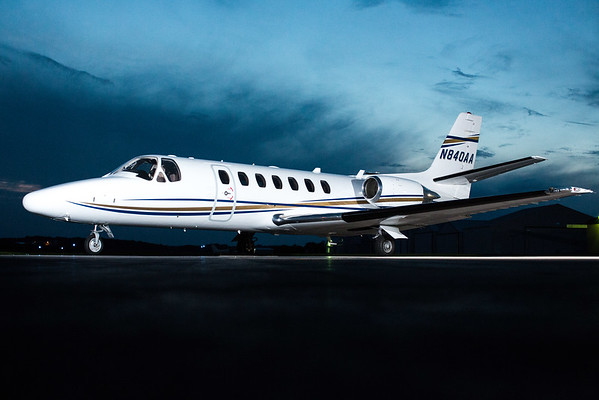 Citation Ultra N840AA (High Res)