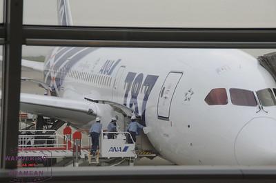 Flying the 787 Dreamliner