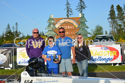 Junior Dragster Challenge - May 3rd, 2015