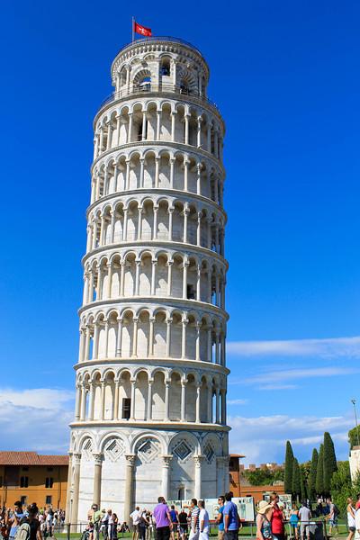 Day 5 - Livorno, Florence,  & Pisa