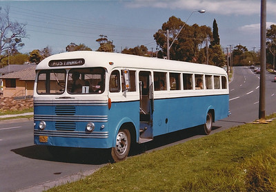 Dion's Bus Service - Fairy Meadow NSW