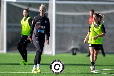 2021-02-26 FC Rosengård Träning