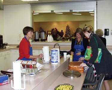 St. Mary Altar Society Christmas Party