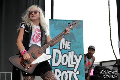 The Dollyrots @ Seaside Park (Ventura, CA); 06/24/18