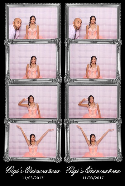 Gigi's Quinceanera (11/03/17)