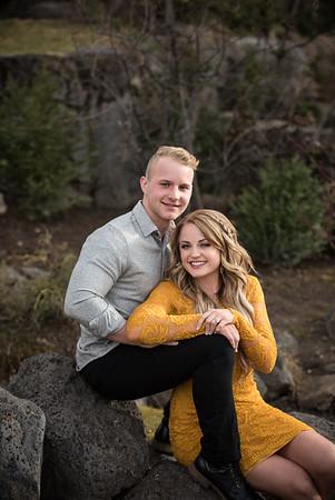 Heather and Jason engagement