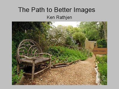 The Path to Better Images