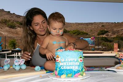 Gunner's 1st Birthday Party