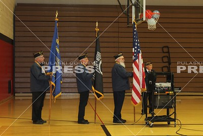 West Central Veterans Day Ceremony