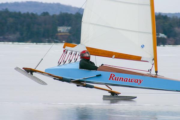 Iceboat Racing