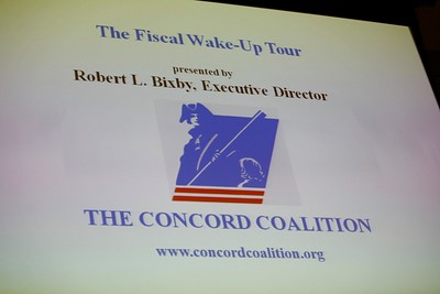 The Concord Coalition Wake-Up Tour-2009