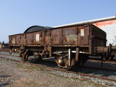 ZBV 'Grampus' - 2 Axle Open Wagon