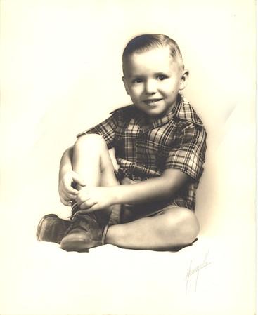 Photos of Jerry Through His Life 1943-2008