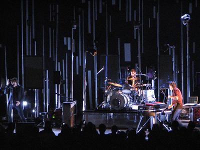 2007.01.27 Sat - Keane concert with Pablo Pozo @ Berkeley Community Theatre