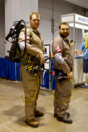 Comic Conventions / Cosplay