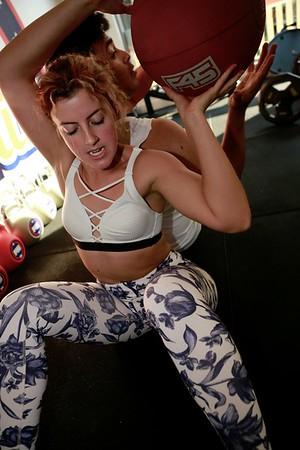 F45 Gym Workout Aug. 19, 2020 (Album 1)