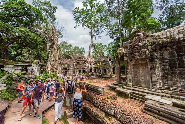 WHV Angkor - Sustainable Tourism
