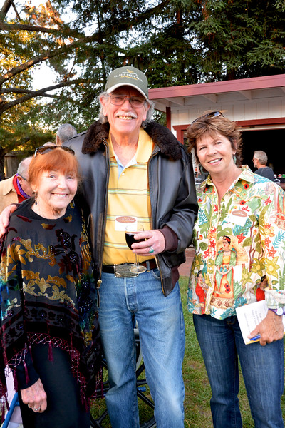 Joyce Goldfield, Rick Lind and Barbara Hill