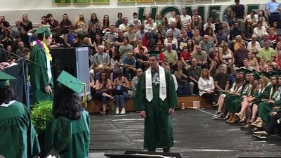 Miles HS Graduation 2018