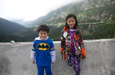 XiaoXIao Alaska Cruise 2013