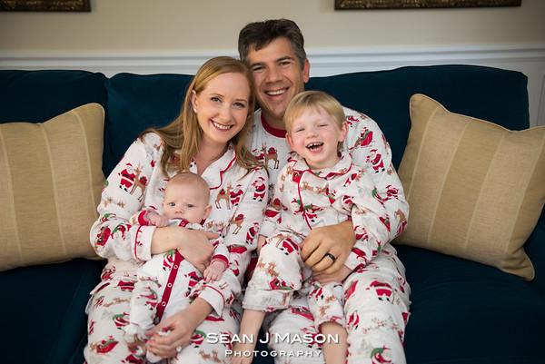 Jennifer Kelly Family 2018