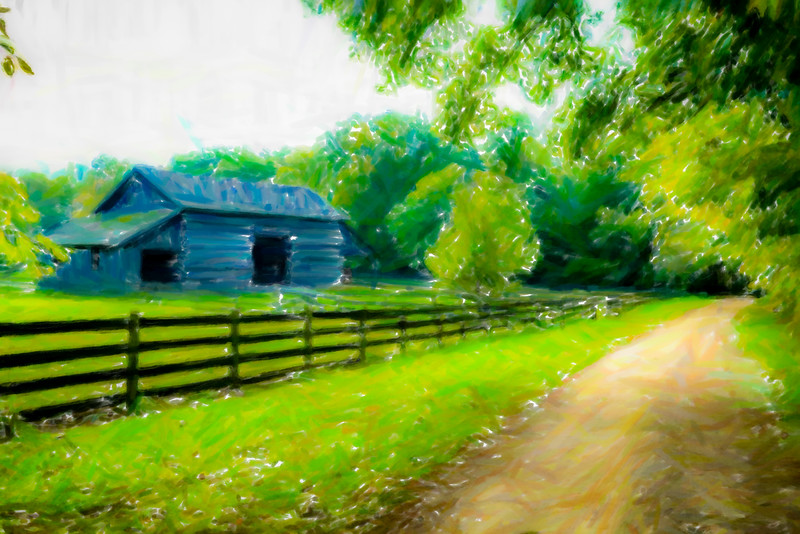 Connor Prairie Barn in Pastel-1.jpg