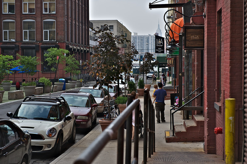 Street Scene, Brooklyn, New York 2011