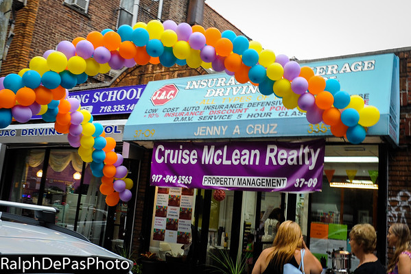 Grand Opening CRUISE McCLEAN Realty 7-7-16