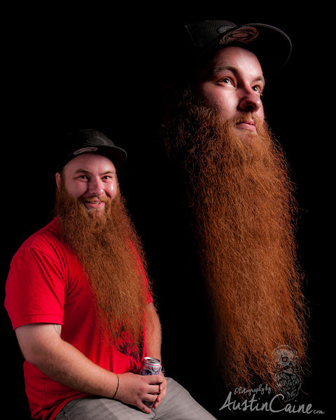Floating Beards vol. 1