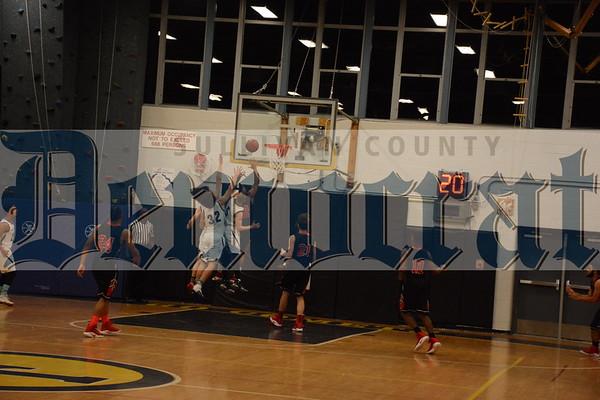 Fallsburg vs Liberty Boys