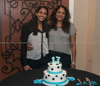 2013 - Neesha's 13th Birthday
