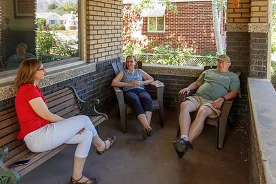 Kuhn Summer Visit