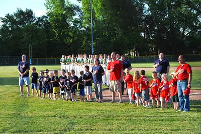 Saydel Varsity Baseball - Jefferson 2010