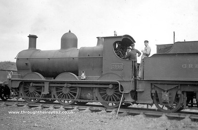 Dean 0-6-0 locomotives