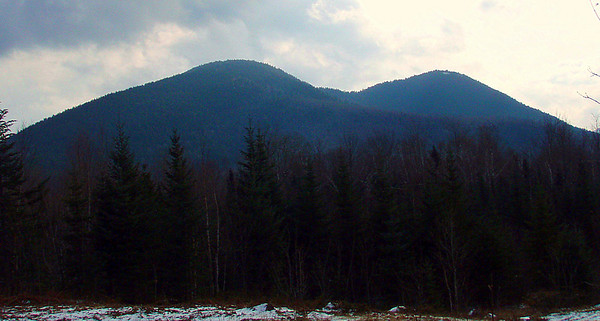 Black and Eagle Mtns. - Jackson, NH (Nov. 27)