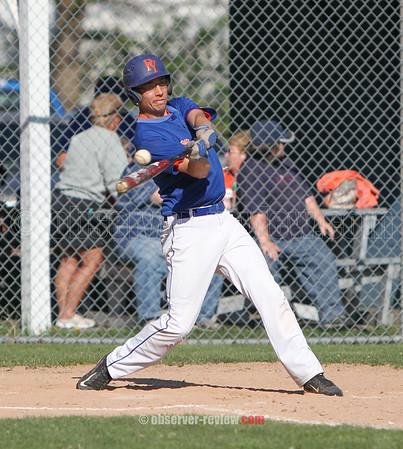 Penn Yan Baseball 5-14-15