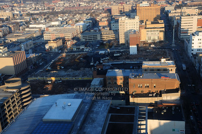 01/25/12 Allentown Arena Site Razing