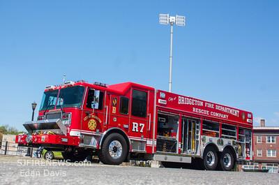 Bridgeton City, (Cumberland County NJ) New Rescue 7