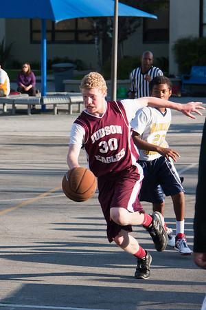 Basketball Semi April 2012