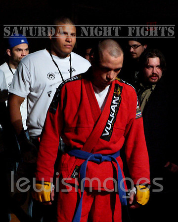 Sam King vs Adam Zarillo - May 5/12