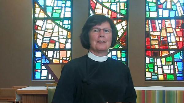 Pastor Dona Johnson