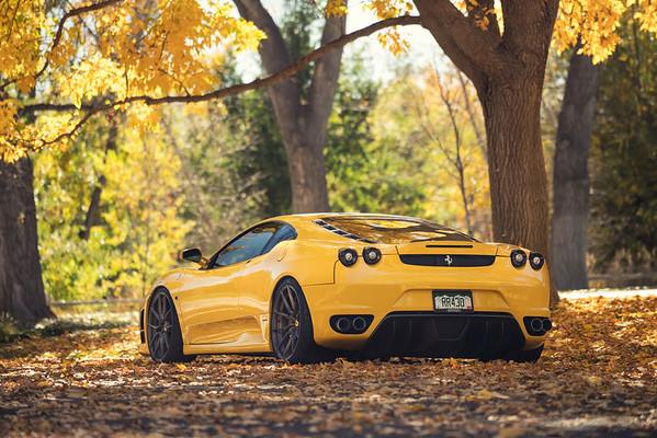 Ferrari F430 | RR430 in the Fall