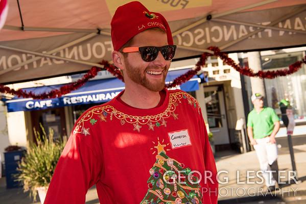 Santa Skivvies 2017